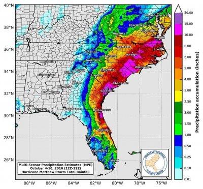 Matthew-Radar-Estimated-Rain