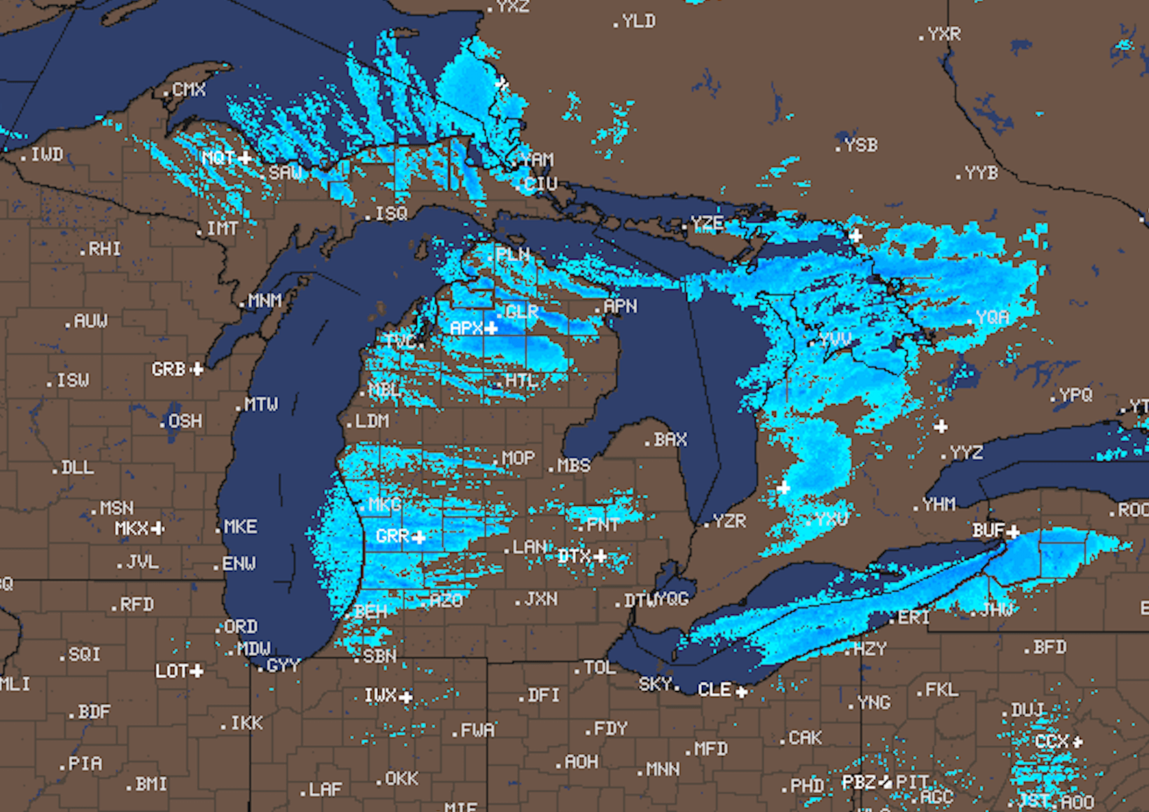snow lake singles Discover the difference between lake effect snow  lake effect snow events exist, single-band  as it crosses the lake, resulting in stronger lake effect snow .