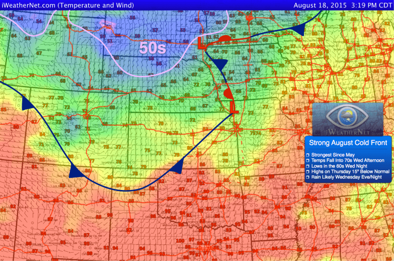 *Partial* analysis using 3 pm surface data.