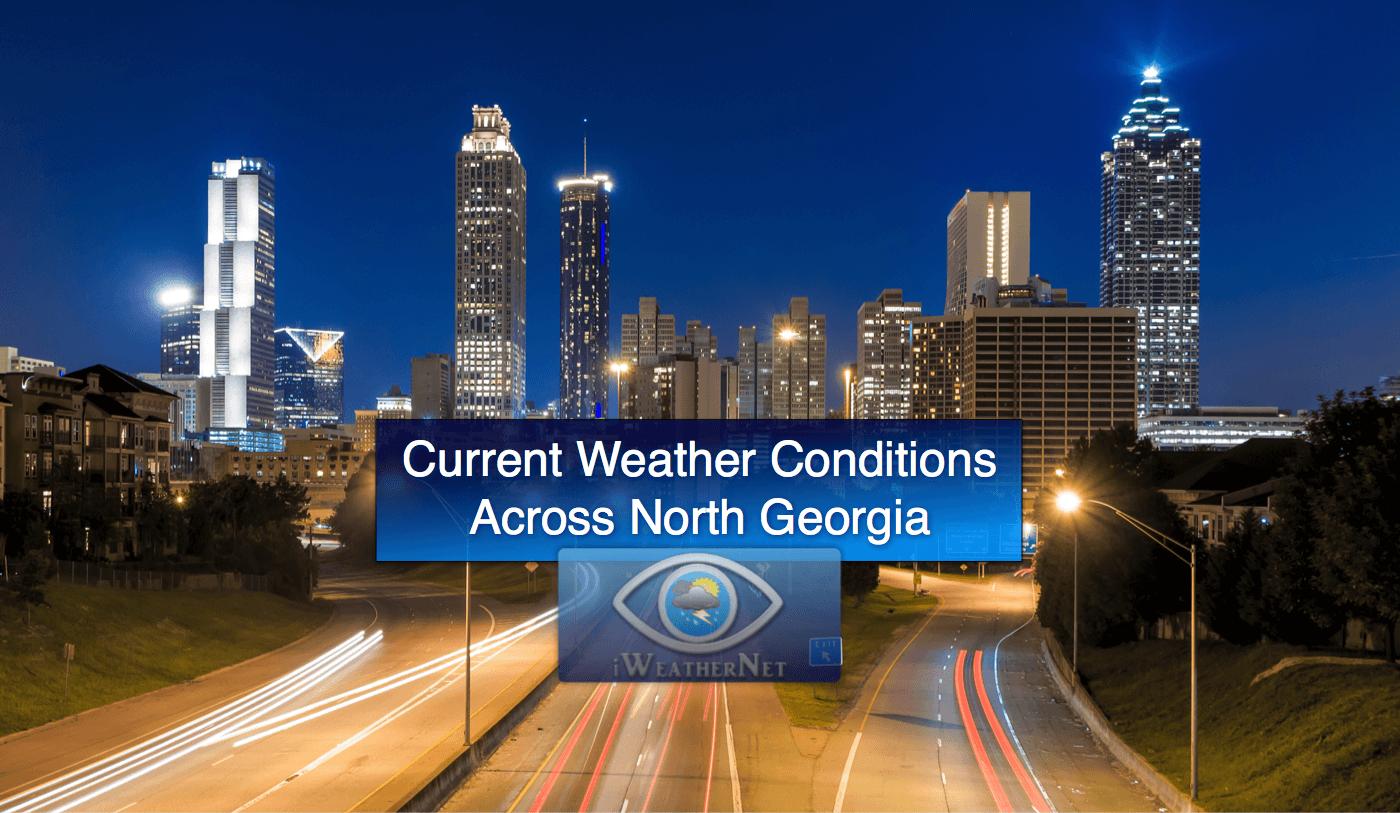 Atlanta Current Weather Iweathernet