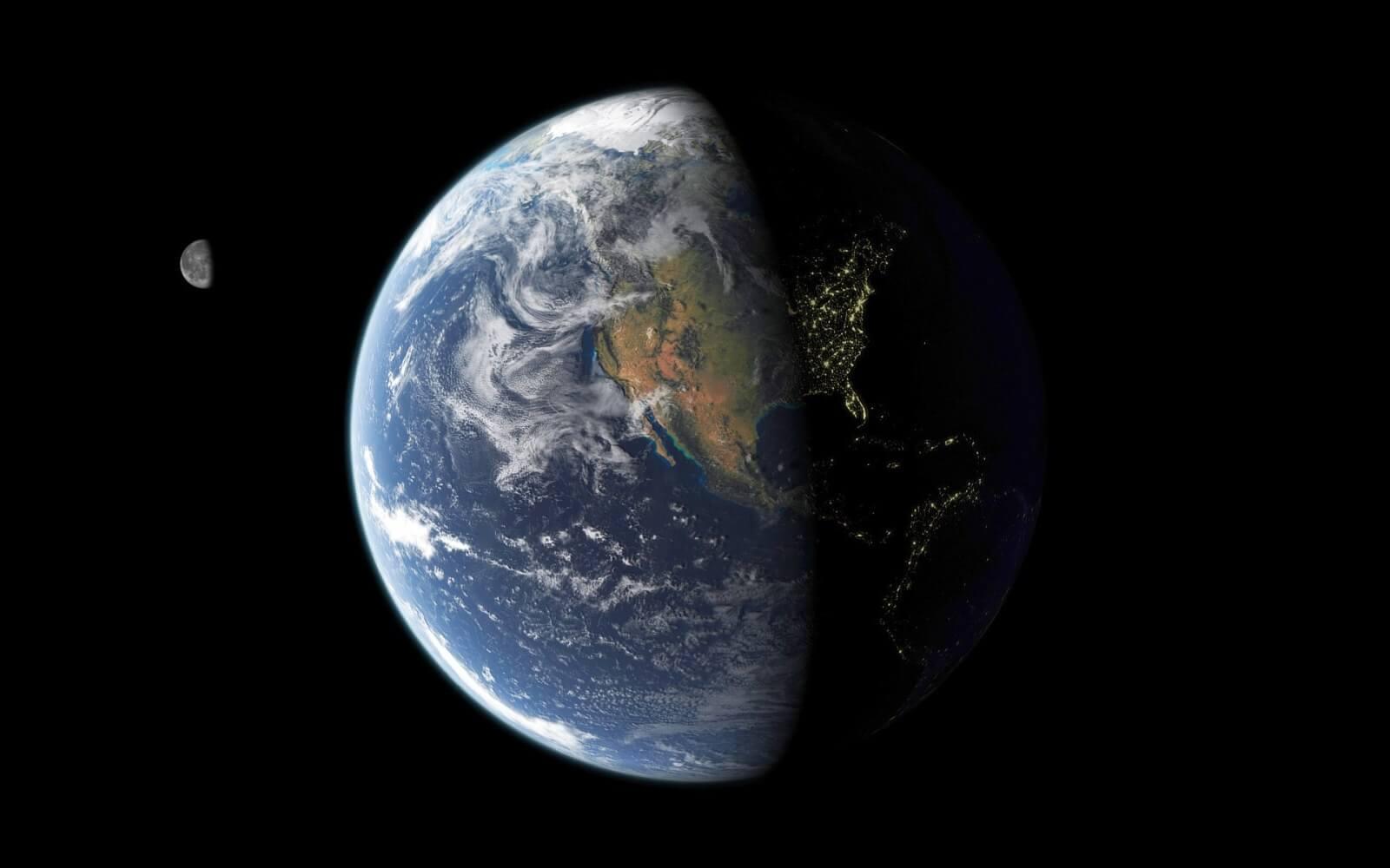 earth night desktop space wallpapers seasons science iweathernet wallpapersafari code