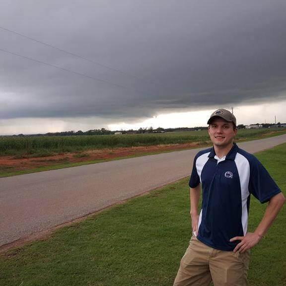 Matt Daniel, Meteorologist