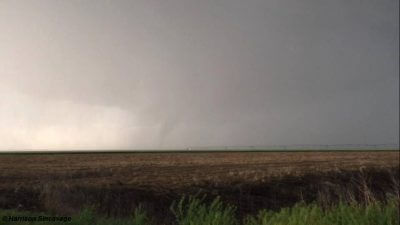 Second Leoti tornado