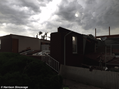 Dodge City damage