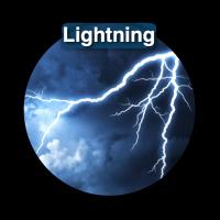 Live Lightning Strikes