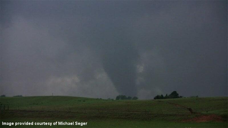 Calumet tornado 2011