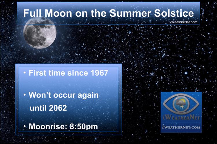 Solstice full moon