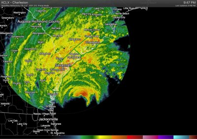 Matthew-Doppler-Radar