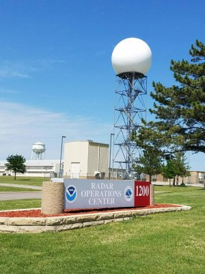 Check out some of the fascinating things Doppler weather radar can