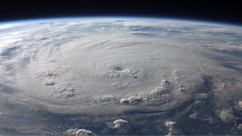 Hurricane Felix, September 3, 2007