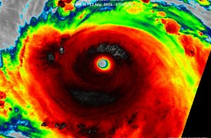 Image of Super Typhoon Meranti